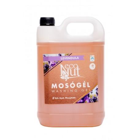 Folyékony mosógél 5 liter (EcoNut) 30% mosódióval