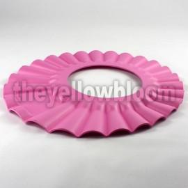 Hajmosást könnyítő kalap pink