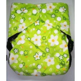 Nedvességzáró mosható pelenka külső (egyméretes) PUL