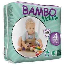 Bambo Nature prémium pelenka 7-18 kg