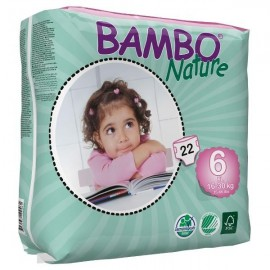 Bambo Nature prémium pelenka 16-30 kg