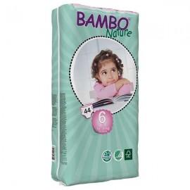 Bambo Nature prémium pelenka 16-30 kg nagy csomag