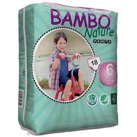Bambo Nature prémium bugyipelenka 18+ kg