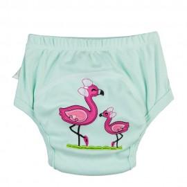 Leszoktató bugyi flamingós (Babyland)