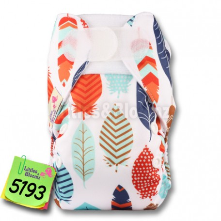 Újszülött mosható zsebes pelenka 1,5-6 kg