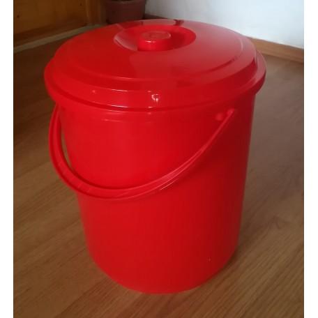 Pelenkatároló vödör 14 literes