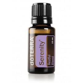 Serenity nyugtató esszenciális illóolaj keverék 15 ml DoTERRA