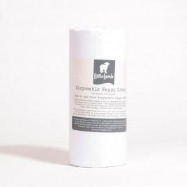 Környezetbarát pelenkavédő betét 100 db (kakifogó)