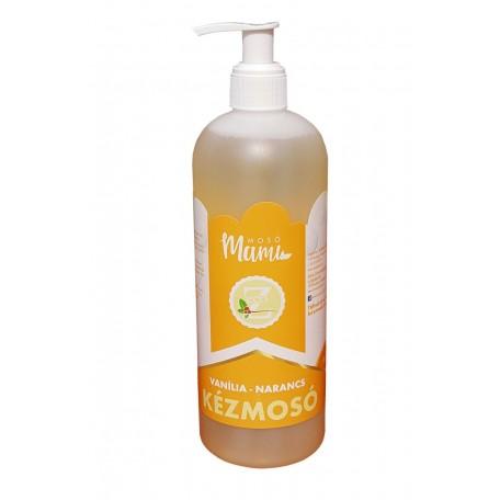 Eco-Z Family folyékony szappan vanília -narancs illattal