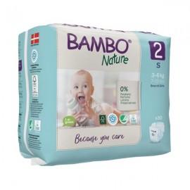 Bambo Nature prémium pelenka 3-6 kg