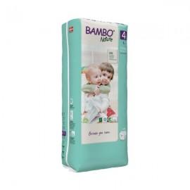 Bambo Nature prémium pelenka 7-18 kg nagy csomag
