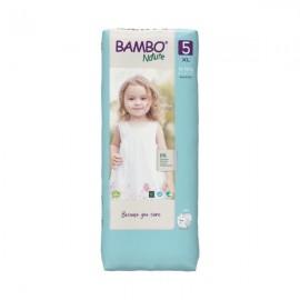 Bambo Nature prémium pelenka 12-22kg nagy csomag