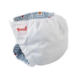 Zsebes, egyméretes mosható pelenka Tezy